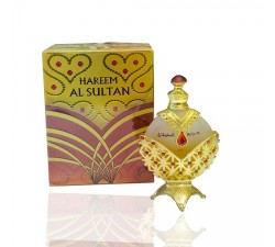 Hareem Non Alcoholic Al Sultan Concentrated Oil Perfume  For Men & Women 35 Ml