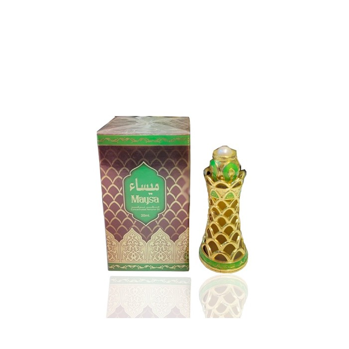Non Alcoholic Maysa Concentrated Oil Perfume  For Men & Women 20Ml