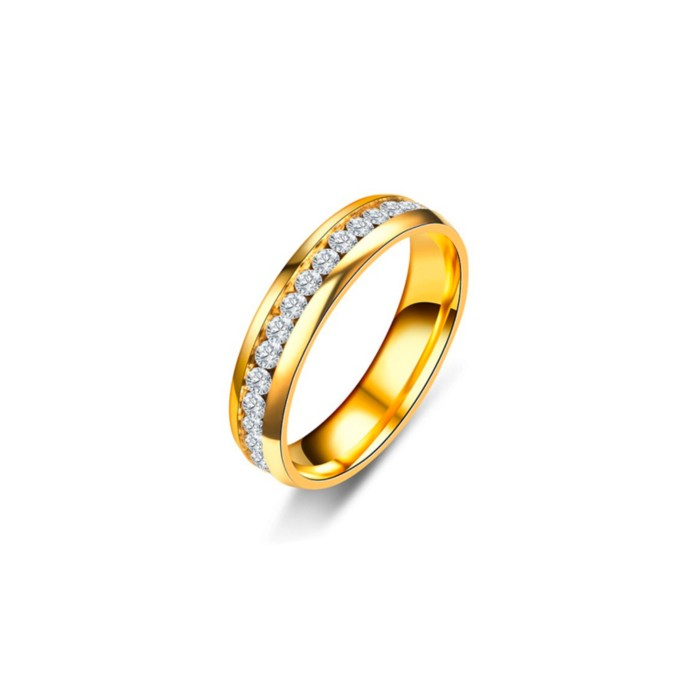 Colour – Gold Ring