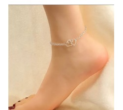 Woman's Anklets